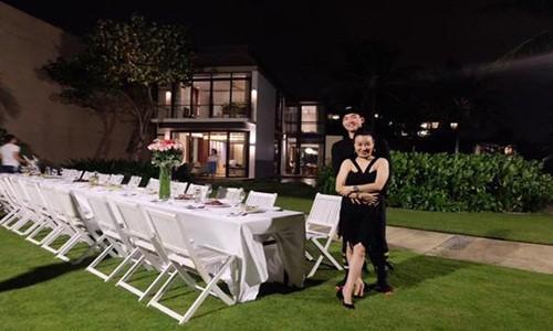 Biệt thự hoành tráng của Trương Nam Thành và vợ đại gia - Ảnh 1.