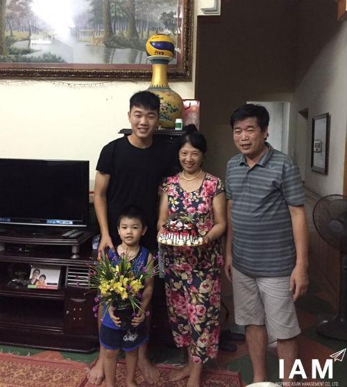Thăm nhà tiền vệ Lương Xuân Trường, phát hiện điều bất ngờ - Ảnh 3.