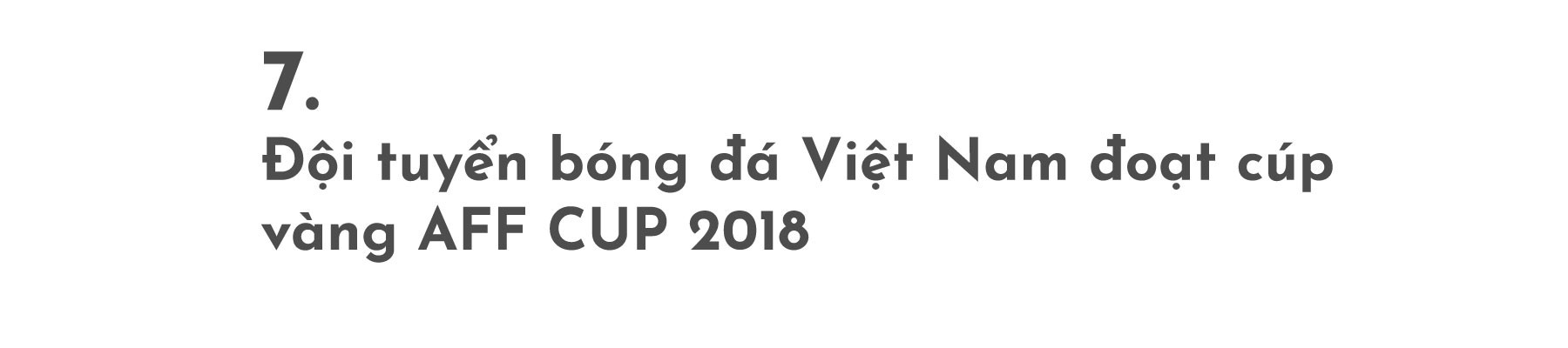 [eMagazine] - 10 sự kiện nổi bật của Việt Nam năm 2018 - Ảnh 15.
