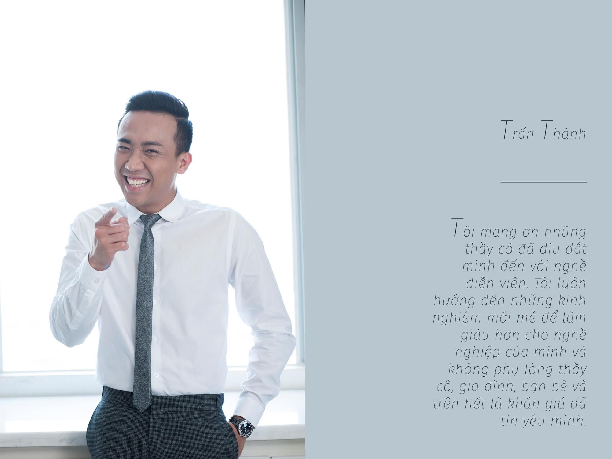 [eMagazine] - Trấn Thành: Nỗ lực không ngừng để được tin yêu - Ảnh 11.