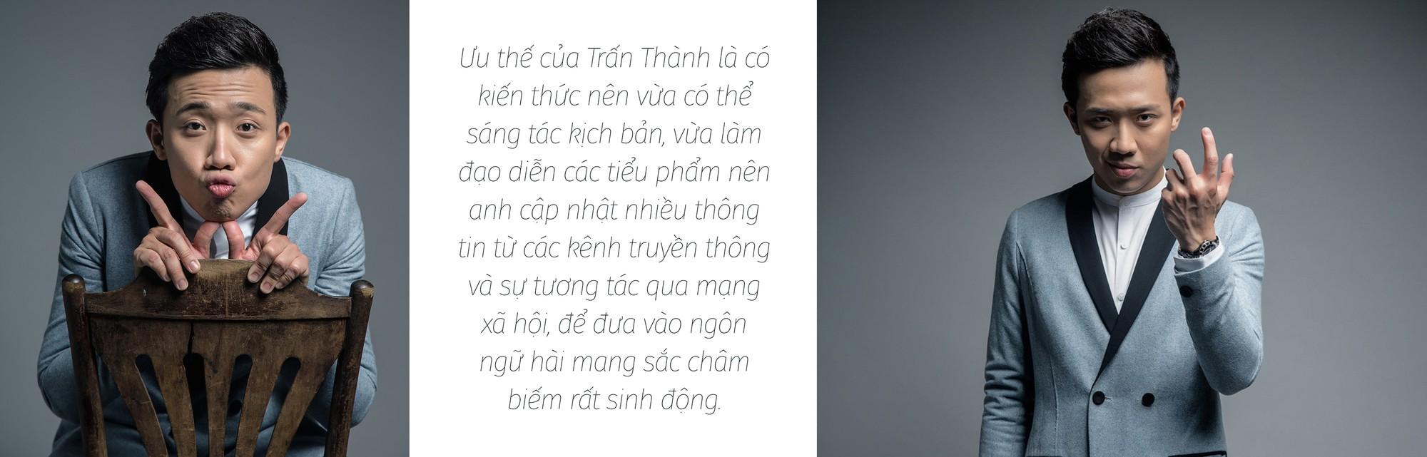 [eMagazine] - Trấn Thành: Nỗ lực không ngừng để được tin yêu - Ảnh 9.