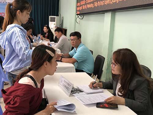 Sàn việc làm TP HCM: Kết nối ứng viên và nhà tuyển dụng - Ảnh 1.