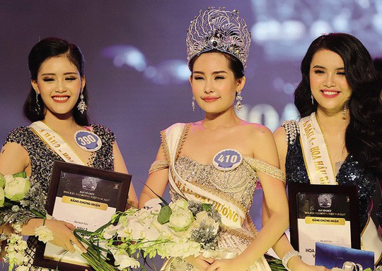 Lê Âu Ngân Anh khó được tham dự thi Hoa hậu Liên lục địa 2018 - Ảnh 1.