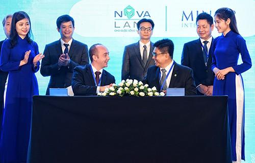 Novaland hợp tác chiến lược cùng Minor Hotels và Greg Norman - Ảnh 3.