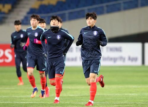 U23 Hàn Quốc rất mạnh - Ảnh 1.