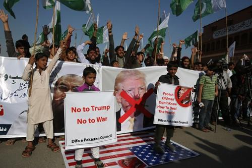 Mỹ không dễ điều khiển Pakistan - Ảnh 1.