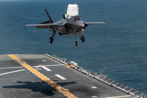 Lãnh thổ di động cho F-35 - Ảnh 1.