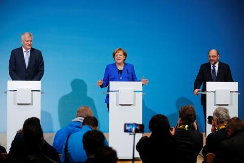 Đột phá cho bà Merkel - Ảnh 1.