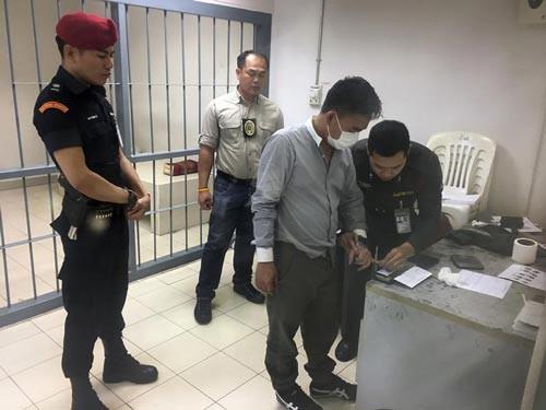 Thái Lan bắt trùm buôn lậu động vật hoang dã gốc Việt - Ảnh 1.