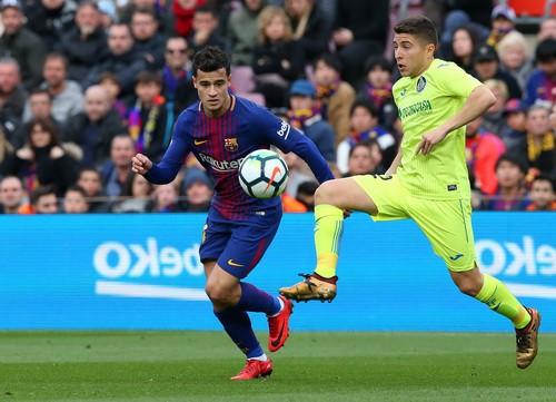 Tịt ngòi lần đầu sân nhà, Barcelona mất điểm trước Getafe - Ảnh 5.