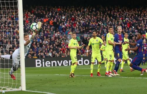 Tịt ngòi lần đầu sân nhà, Barcelona mất điểm trước Getafe - Ảnh 6.