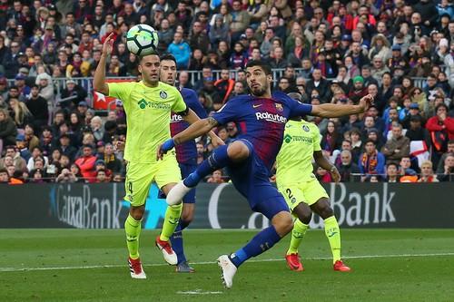 Tịt ngòi lần đầu sân nhà, Barcelona mất điểm trước Getafe - Ảnh 3.
