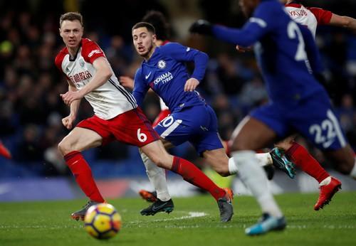 Hazard lập cú đúp, Chelsea tìm lại niềm vui chiến thắng - Ảnh 2.