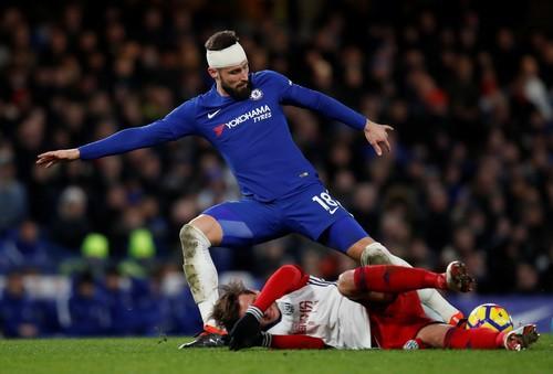 Hazard lập cú đúp, Chelsea tìm lại niềm vui chiến thắng - Ảnh 3.