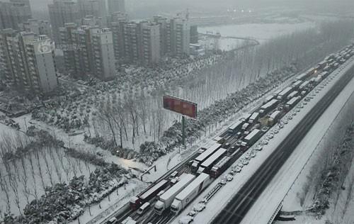Bi kịch du lịch trong Tết Nguyên đán ở Trung Quốc - Ảnh 2.