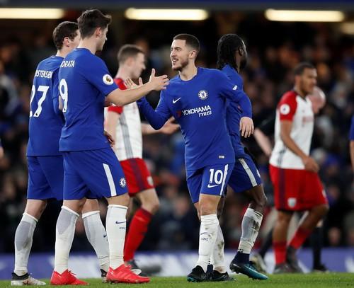 Hazard lập cú đúp, Chelsea tìm lại niềm vui chiến thắng - Ảnh 5.