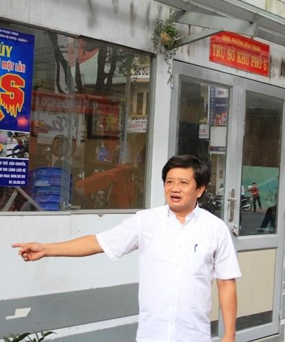 (eMagazine) - Vỉa hè Sài Gòn năm qua có gì thay đổi - Ảnh 4.