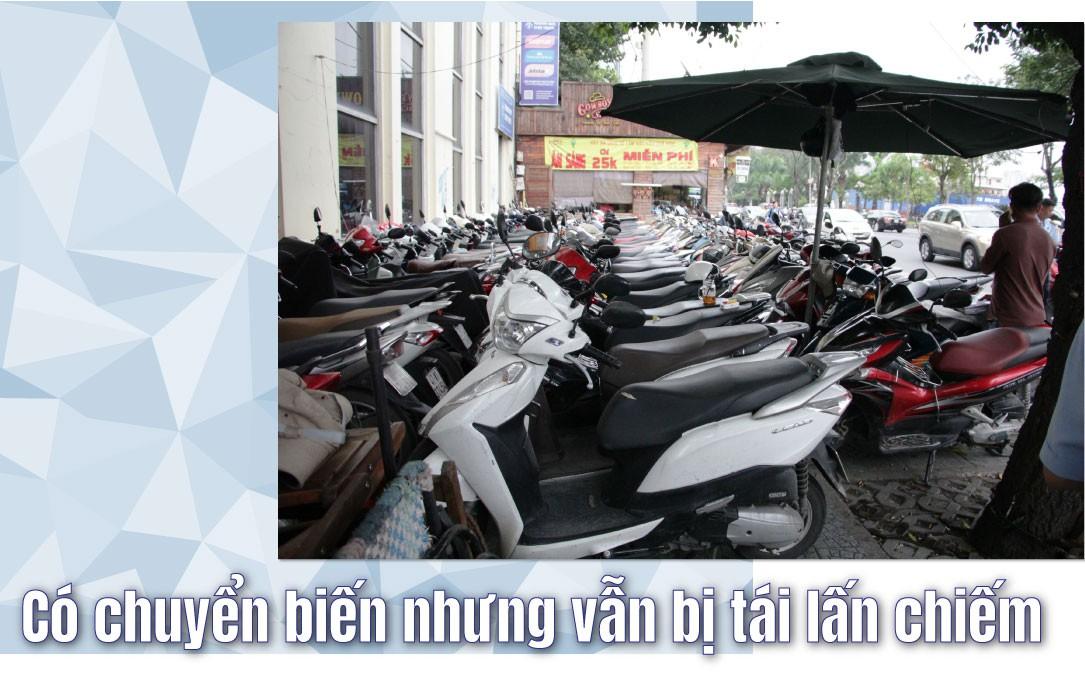 (eMagazine) - Vỉa hè Sài Gòn năm qua có gì thay đổi - Ảnh 7.