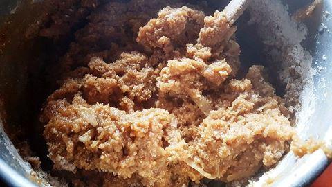 Độc đáo món bánh ong trong ngày Tết - Ảnh 4.