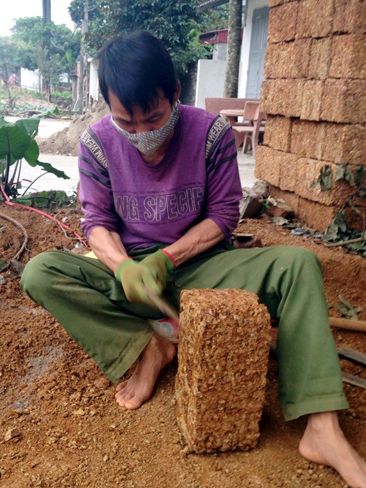 Đại gia xứ Đoài: 'Biệt phủ' đá ong gỗ mít bậc nhất đất Việt - ảnh 4