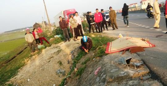 34 người chết vì tai nạn giao thông ngày mùng 1 Tết Mậu Tuất - Ảnh 1.