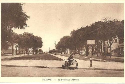 Năm đại lộ đầu tiên của Sài Gòn xưa - Ảnh 2.