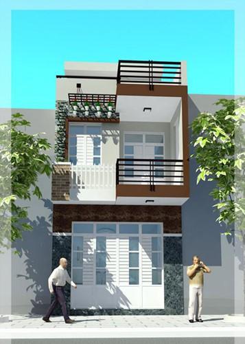 10 mẫu nhà phố không bao giờ lỗi thời - Ảnh 10.