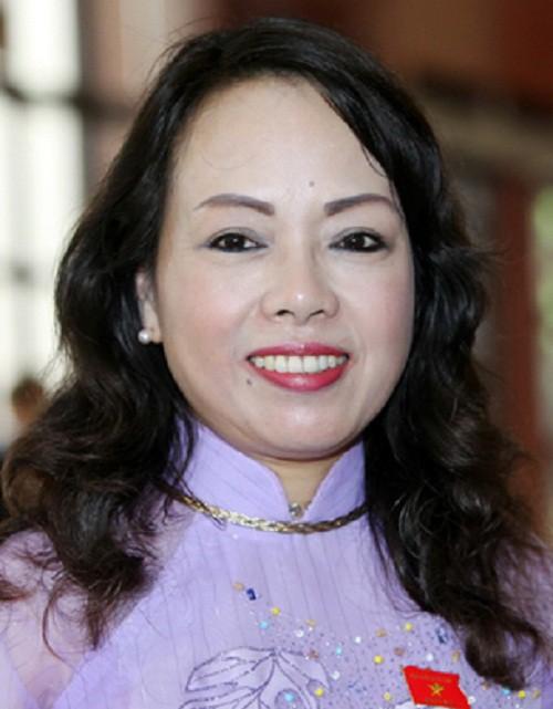 Bộ trưởng Bộ Y tế Nguyễn Thị Kim Tiến được phong giáo sư - Ảnh 1.