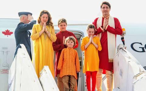 Thủ tướng Canada bị châm chọc Ấn còn hơn người Ấn - Ảnh 3.