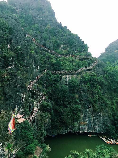 Tràng An cổ - tiểu Vạn lý Trường thành thứ hai ở Ninh Bình - Ảnh 2.