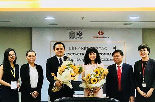 Chung tay đào tạo, phát triển nhân tài Việt