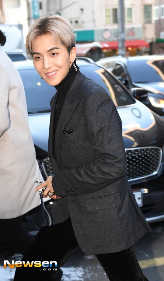 Sao Hàn Quốc tụ hội mừng đám cưới Taeyang (Big Bang) - Ảnh 3.