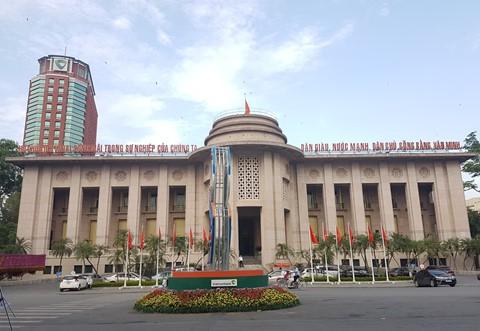 Bộ Tư pháp tuýt còi văn bản của Ngân hàng Nhà nước - Ảnh 1.