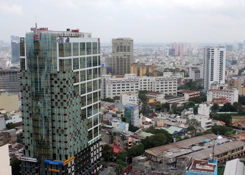 Giá thuê văn phòng hạng A tại TP HCM có thể tăng 20% - Ảnh 1.