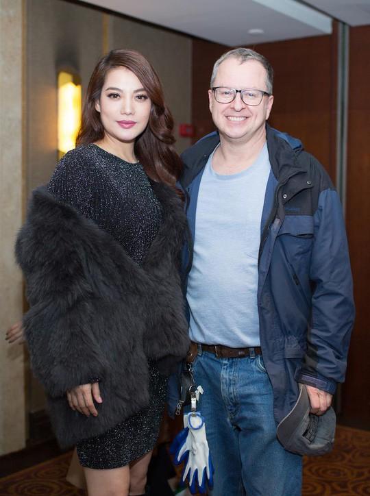Sao Việt háo hức hợp tác cùng diễn viên ngoại - Ảnh 4.