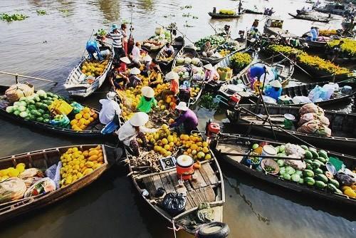 Lịch trình lênh đênh suốt 2 ngày Tết ở vùng sông nước Tiền Giang - Ảnh 7.