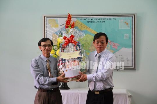 Cảnh cáo ông Nguyễn Hữu Sáng liên quan vụ ông Lê Phước Hoài Bảo - Ảnh 2.