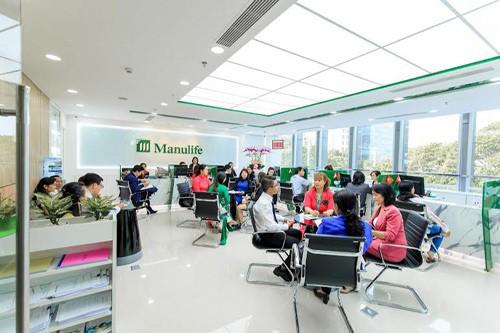 Manulife là công ty BHNT lớn nhất Việt Nam theo vốn điều lệ - Ảnh 1.