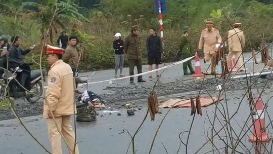 Tài xế gây tai nạn khiến 5 công nhân tử vong chưa trình diện - Ảnh 1.
