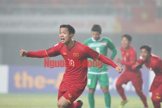 Trực tiếp U23 VN - Iraq 4-3: Thắng về chuyên môn lẫn bản lĩnh - Ảnh 5.