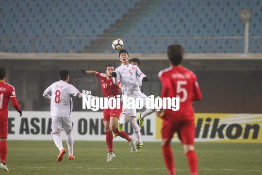Hòa Syria 0-0, U23 Việt Nam giành vé tứ kết lịch sử - Ảnh 4.