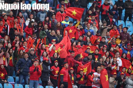 U23 Việt Nam - Qatar 2-2 (penalty 4-3): Viết tiếp chuyện thần kỳ! - Ảnh 13.