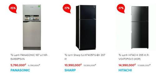 Hàng điện lạnh bắt đầu giảm giá để chào hè - Ảnh 2.
