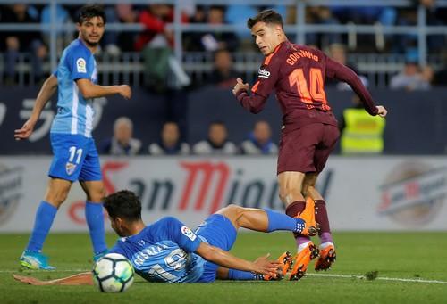 Barcelona đại phá sân La Rosaleda, vững ngôi đầu La Liga - Ảnh 4.