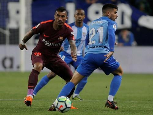 Barcelona đại phá sân La Rosaleda, vững ngôi đầu La Liga - Ảnh 3.