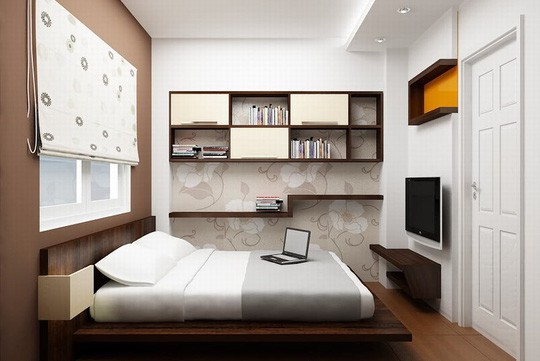 Cách trang trí nội thất phòng ngủ hiện đại, đơn giản - Ảnh 2.