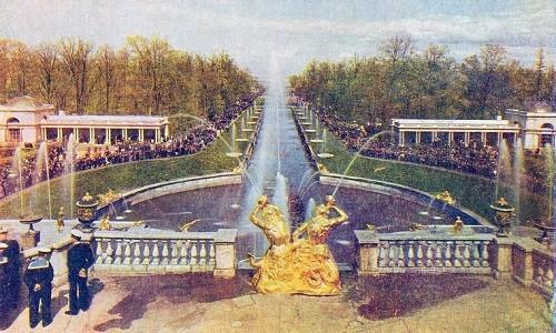 Ảnh đẹp thành phố Leningrad của Liên Xô năm 1952 - Ảnh 9.