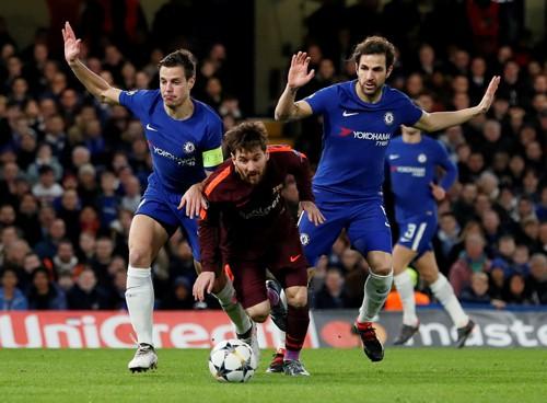 Chelsea mơ kỳ tích 6 năm trước - ảnh 1