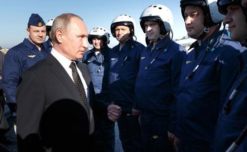 Hoặc ông Putin hoặc sự xáo trộn! - Ảnh 1.