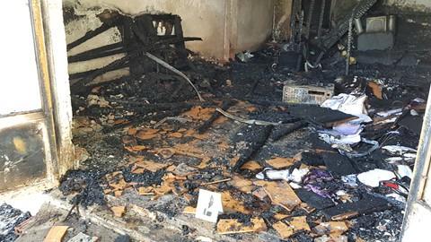 Vụ cháy khiến 5 người chết ở Đà Lạt: Nghi là vụ án mạng đặc biệt nghiêm trọng - Ảnh 1.